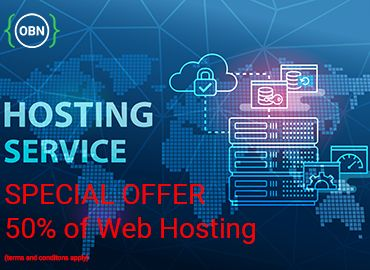 Website Hosting Special Offer